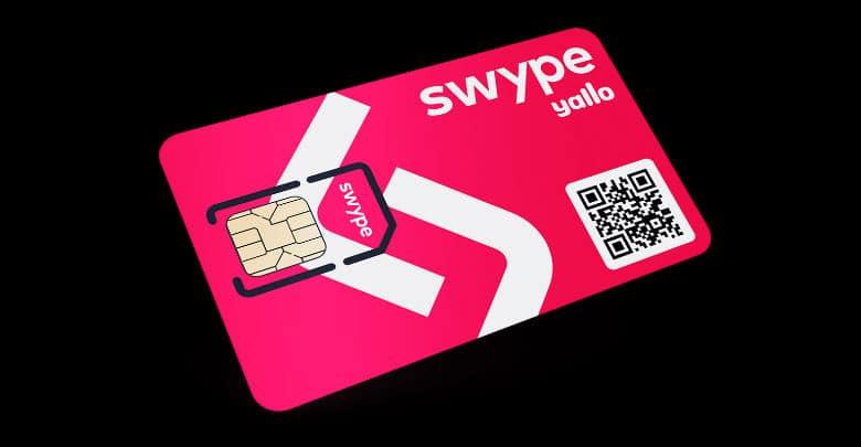 yallo swype SIM-Karte