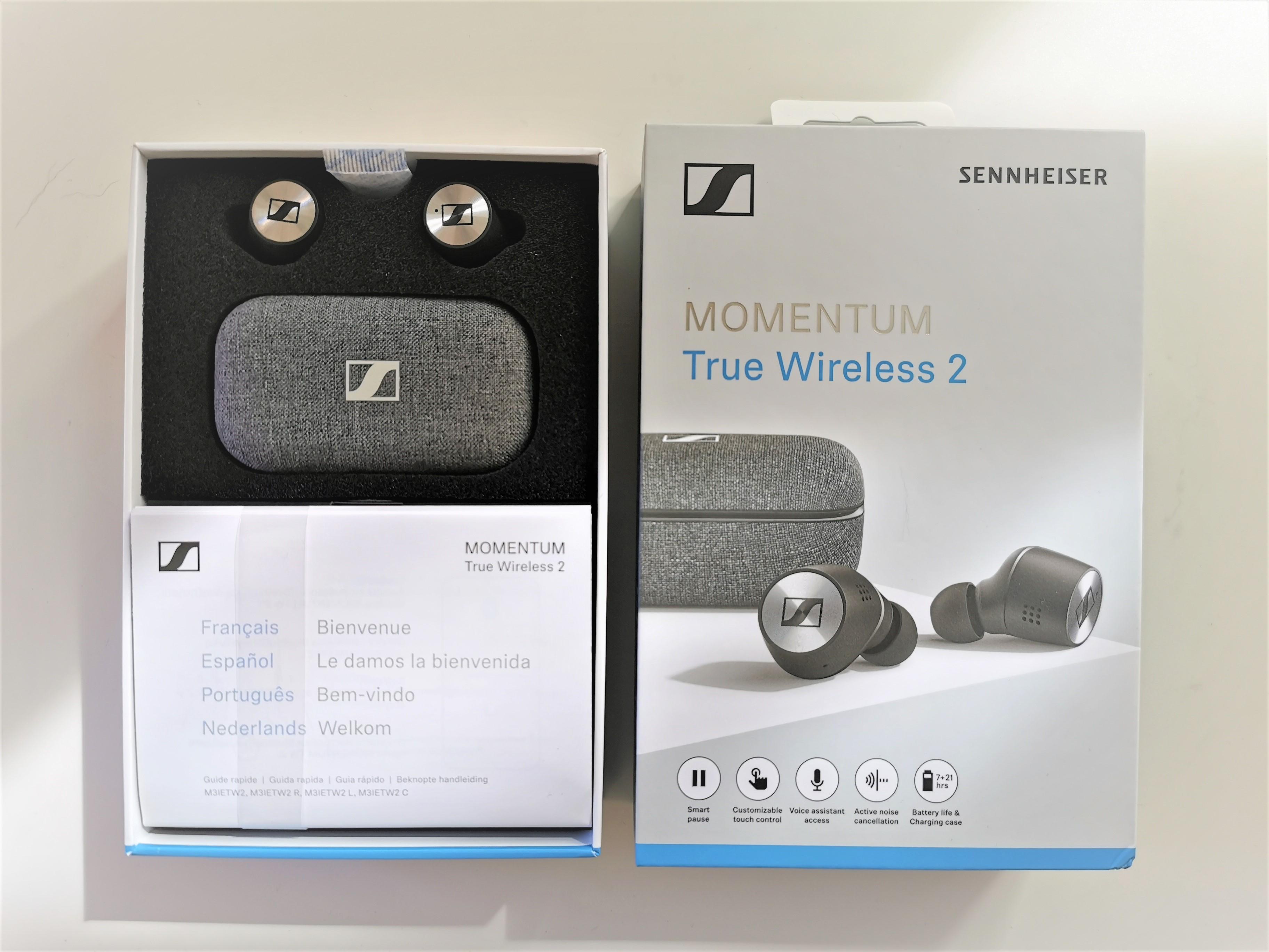 Sennheister Momentum True Wireless 2 Test