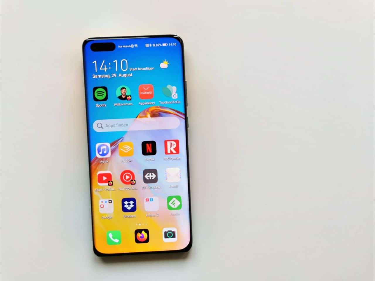 Huawei P40 Pro ohne Google-Apps