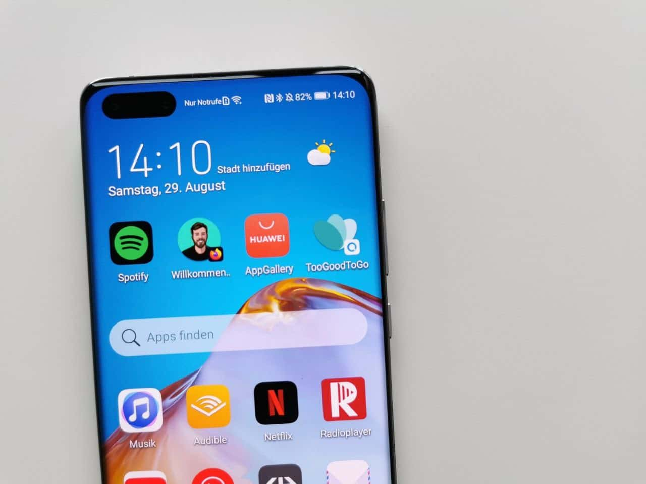 Huawei P40 Pro: Welche Apps gibt es?