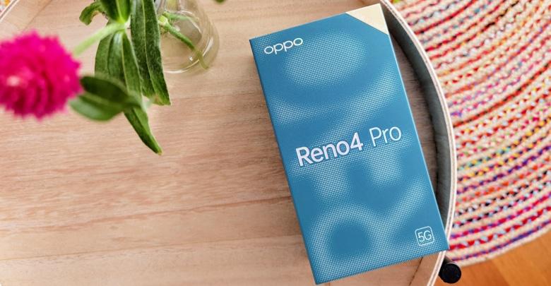 Das OPPO Reno4 Pro