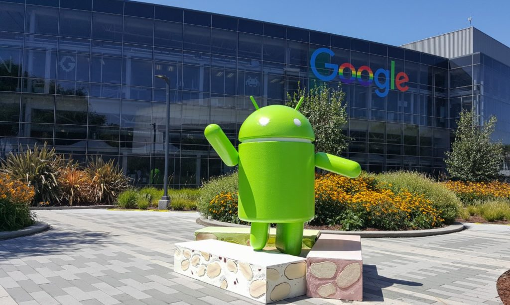 Symbolbild Google Android