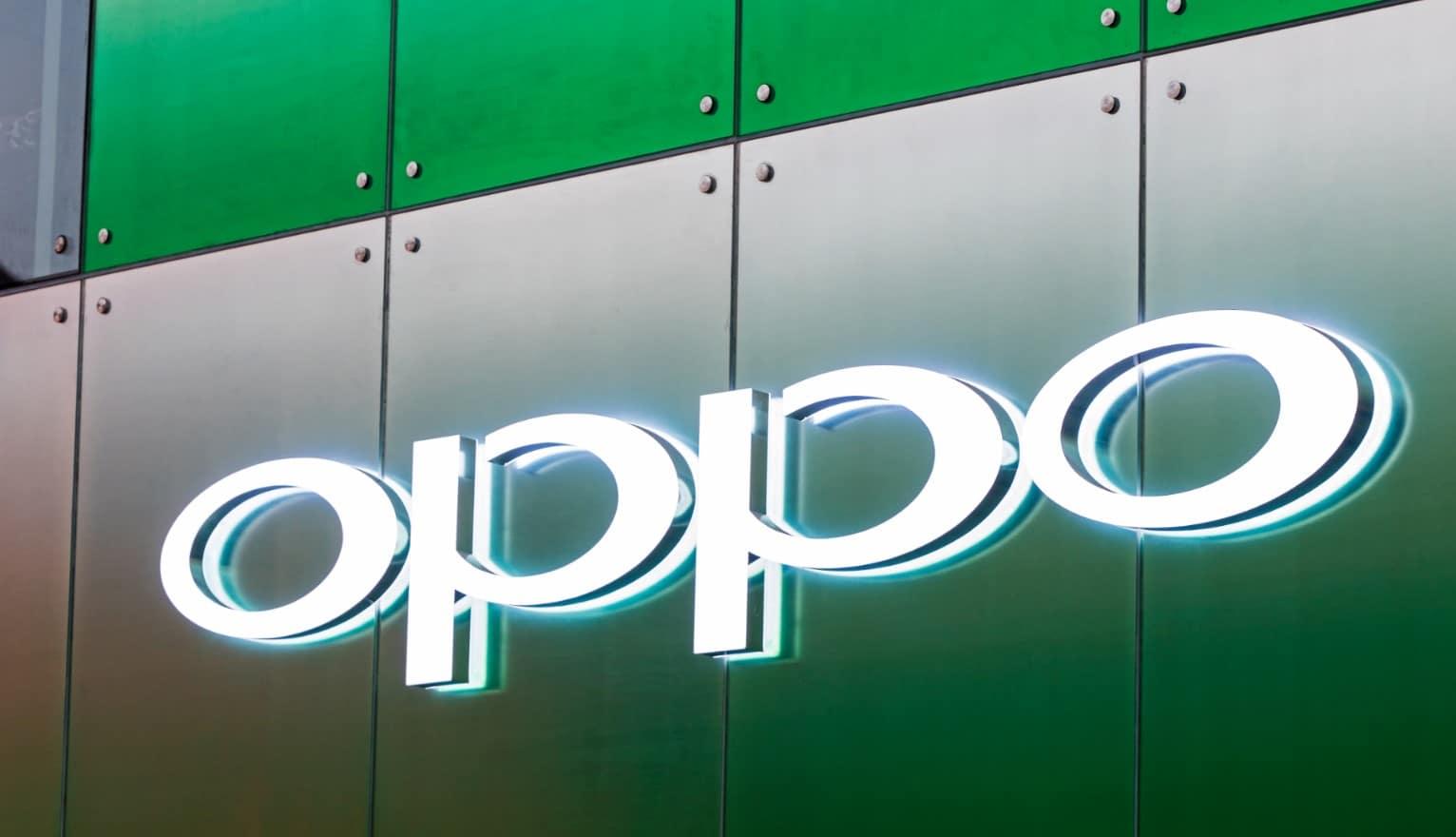 Symbolbild Oppo