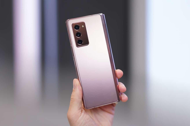 Symbolbild Samsung Foldable