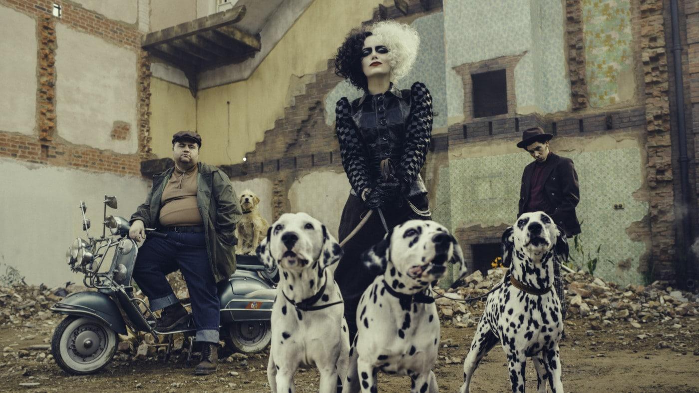 Disneys Cruella Film mit Emma Stone 27. Mai 2021