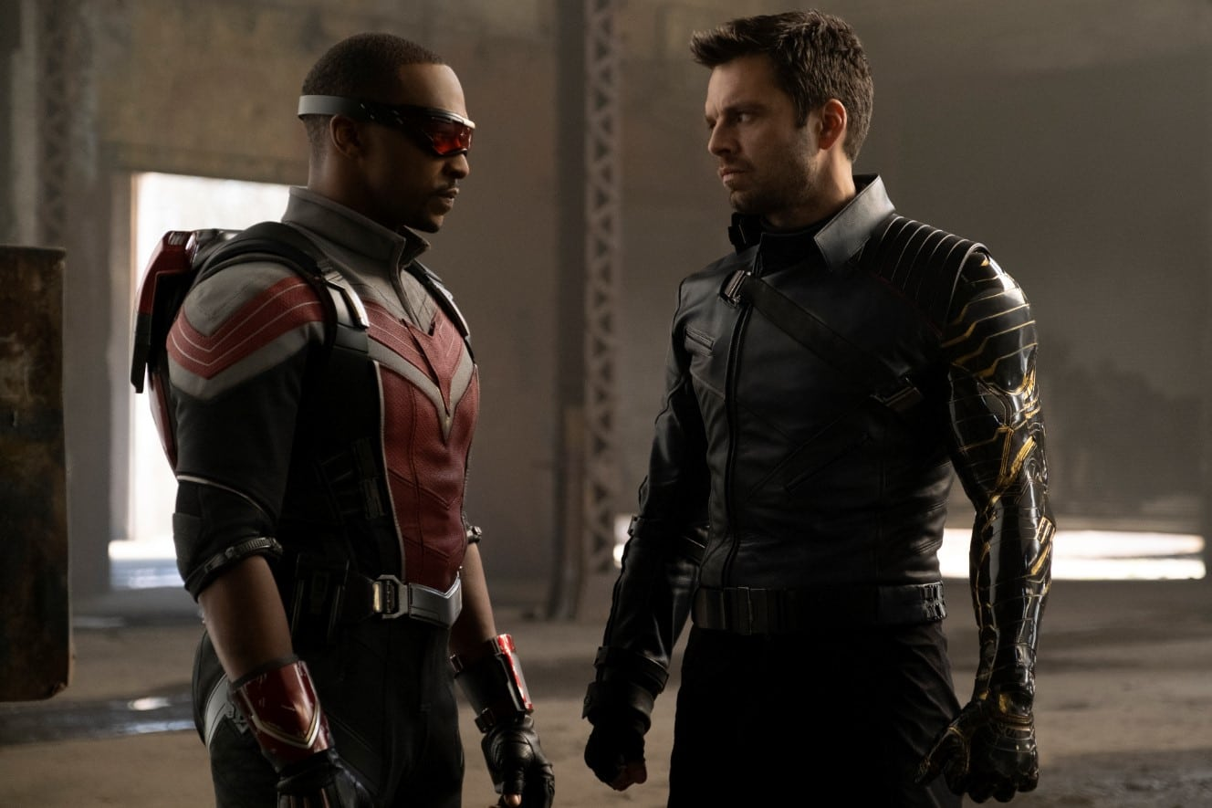 Falcon and the Winter Soldier: Neue Marvel-Serie auf Disney+