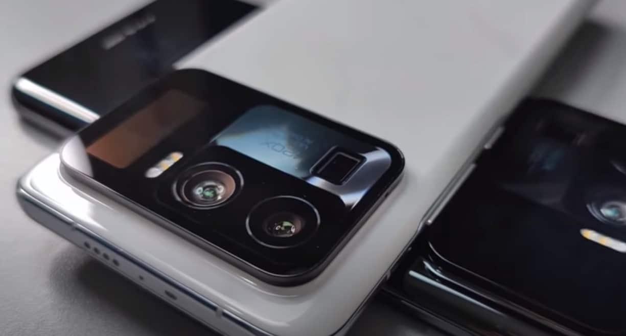 Xiaomi Mi 11 Ultra Prototyp