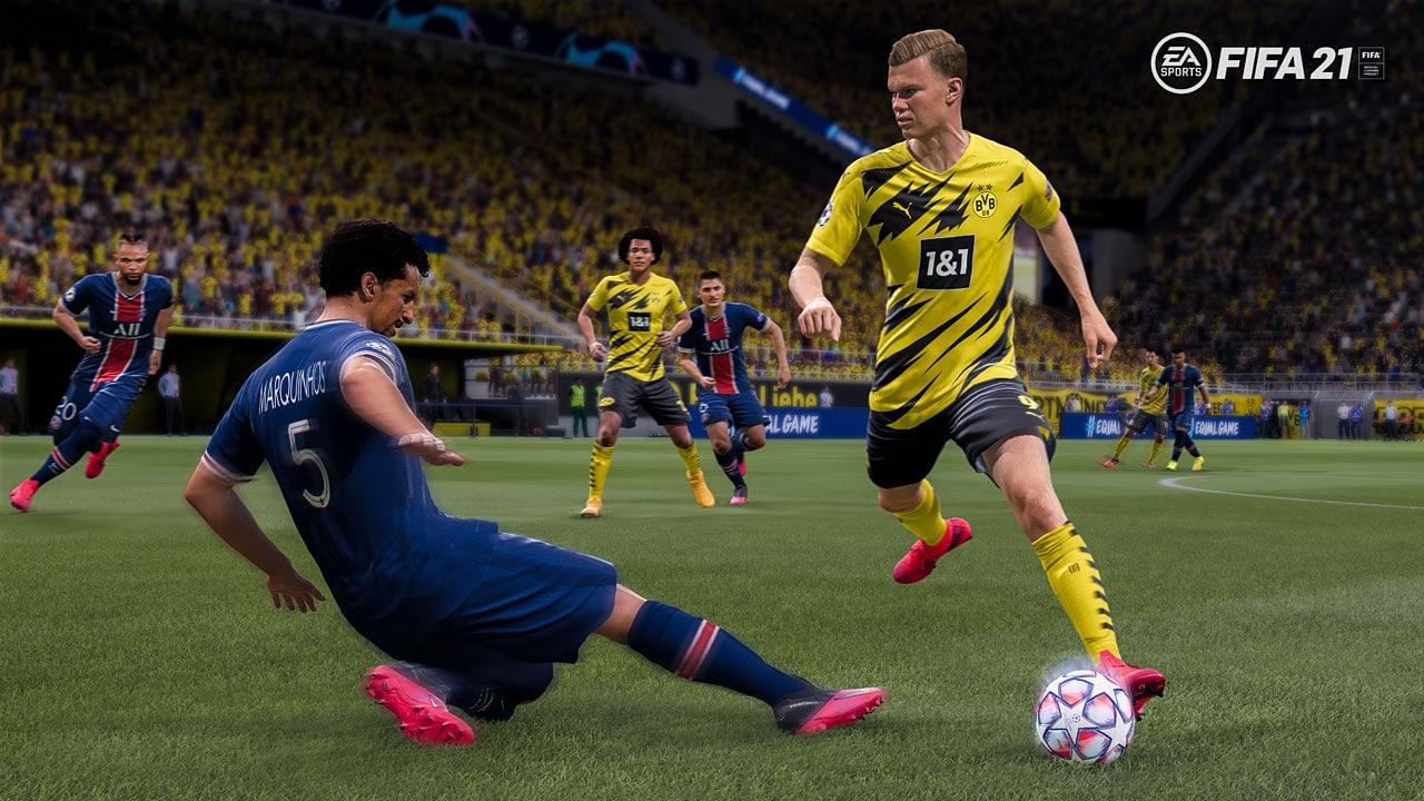 FIFA 21 für Google Stadia