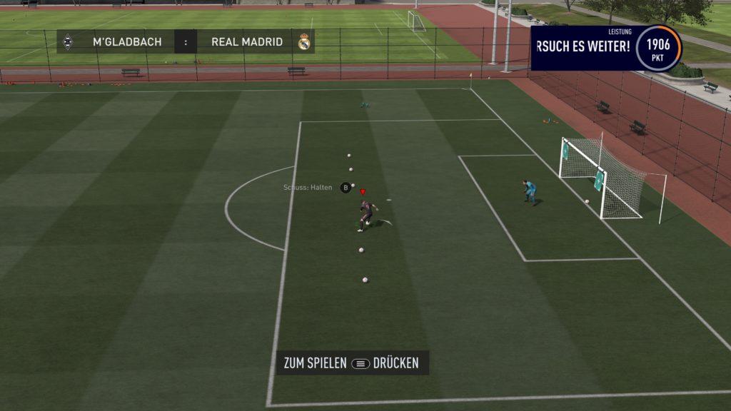 FIFA 21 Skill-Games