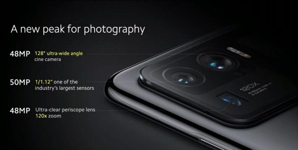 Xiaomi 11 Ultra: die Kamera in der Übersicht
