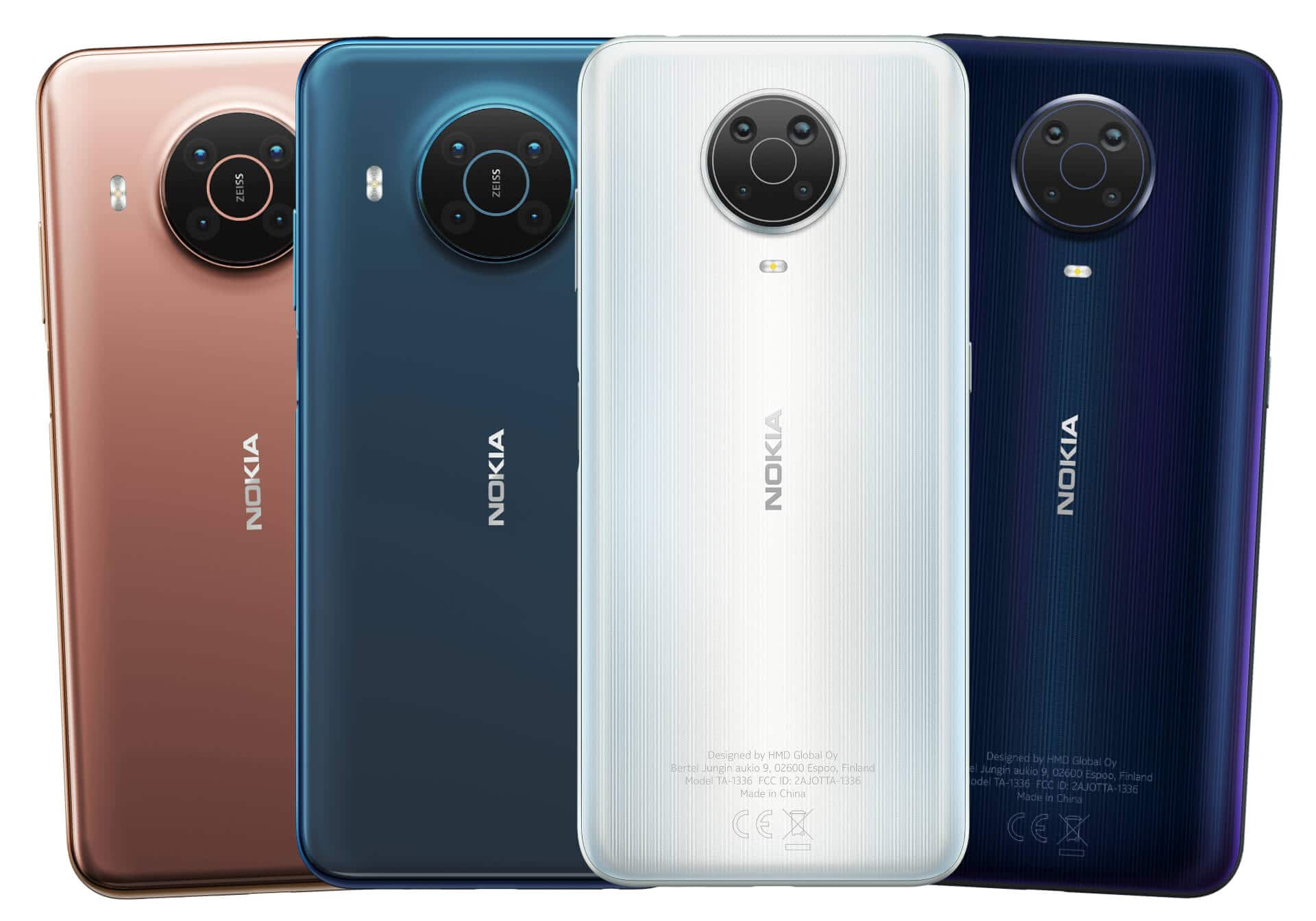 Nokia neue Modelle X10, X20 und G10 und G20