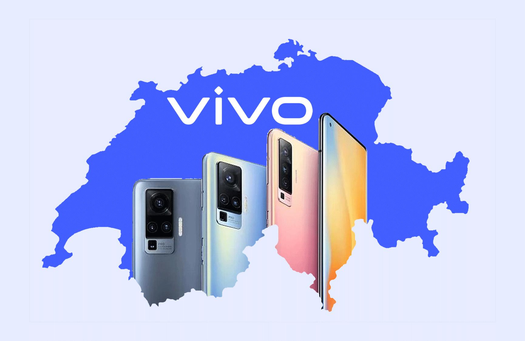 Vivo startet offiziell in der Schweiz