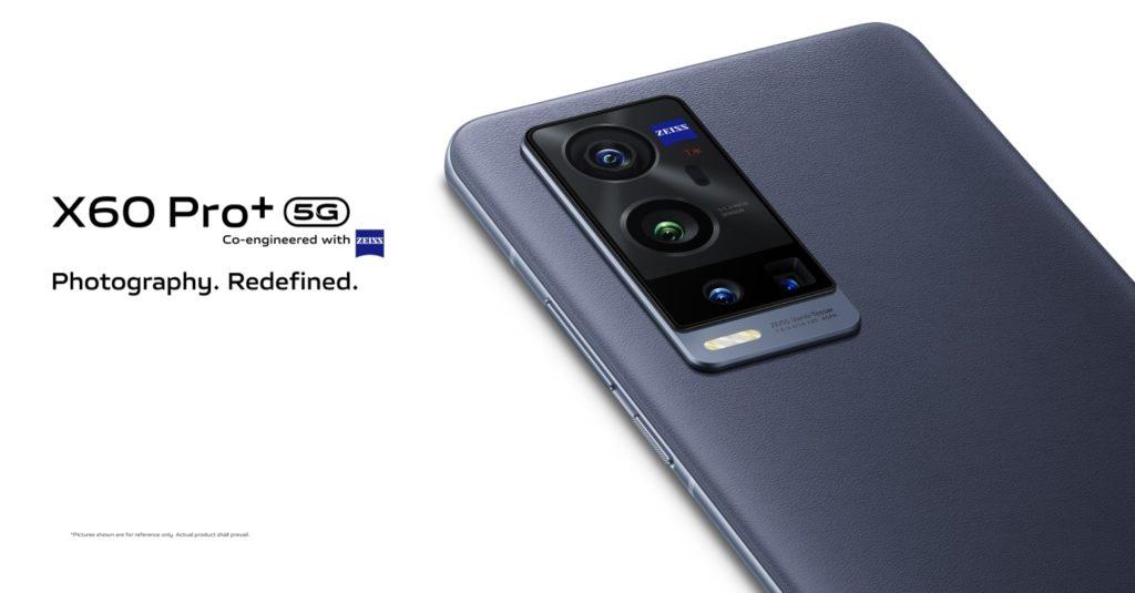Kommt das Vivo X60 Pro+ in die Schweiz?