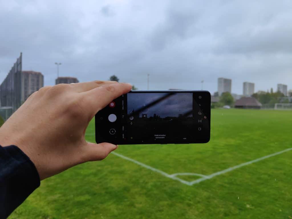 Kamera-App vom Galaxy A52 5G