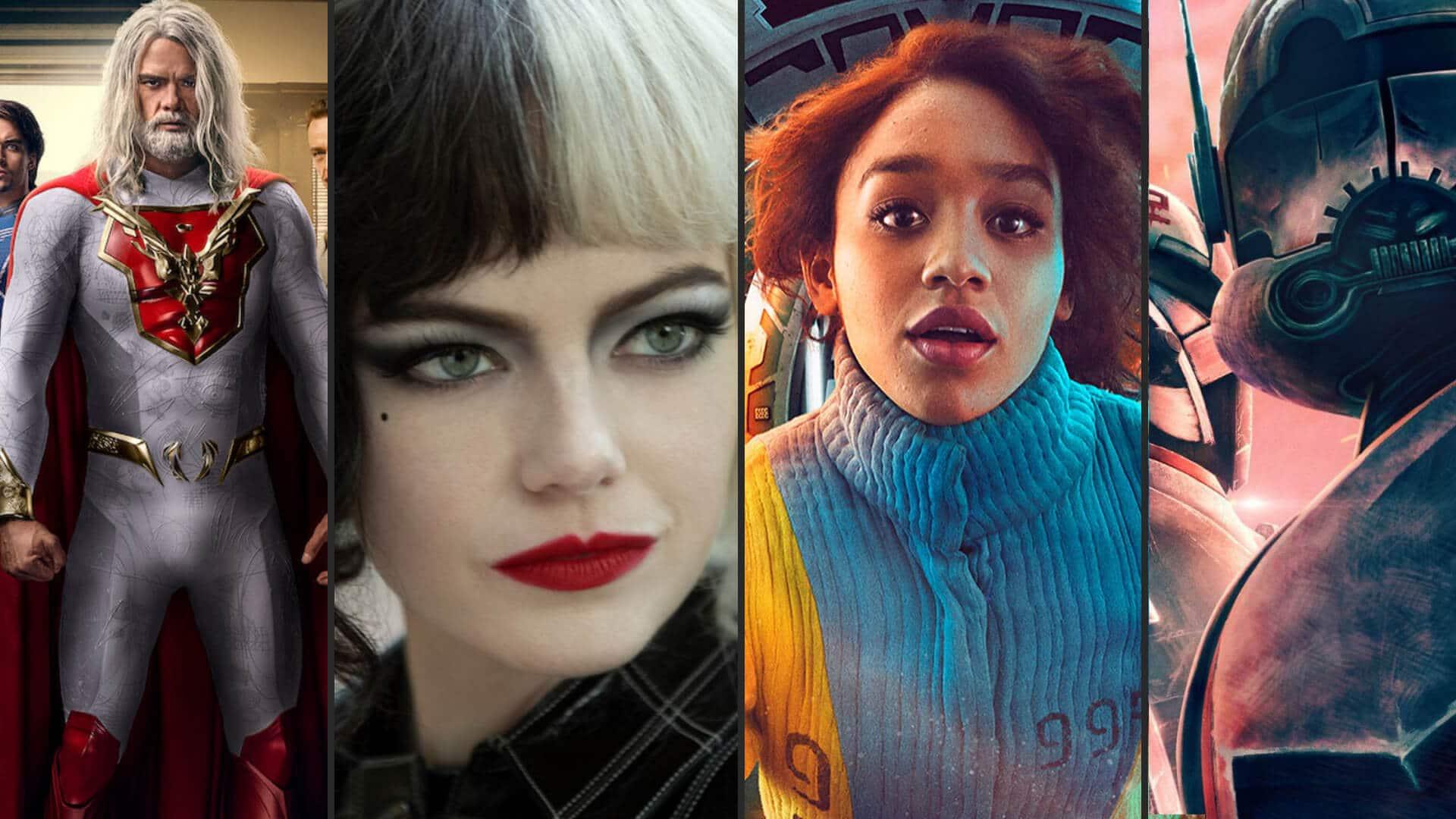 Netflix, Sky Show, Disney+: Diese Filme und Serien starten im Mai 2021 in der Schweiz