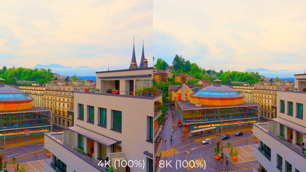 Sony Alpha 1 Beispielfotos zu stark bearbeitet.