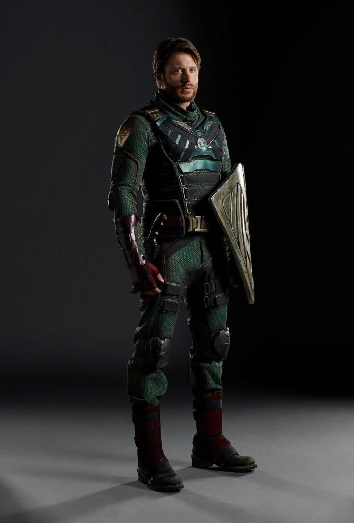 The Boys Staffel 3: Jensen Ackles als Soldier Boy.