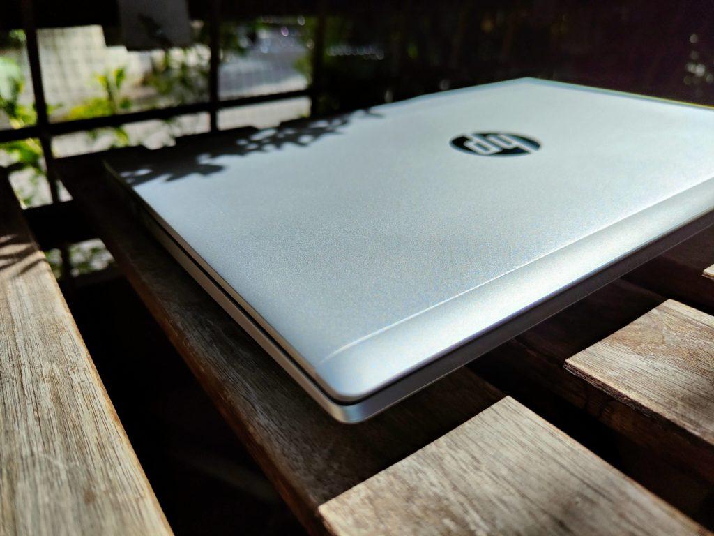 HP ProBook 635 Aero G7 Test: Design