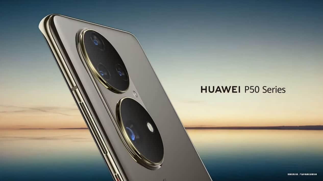 Huawei P50 Serie kommt noch nicht.