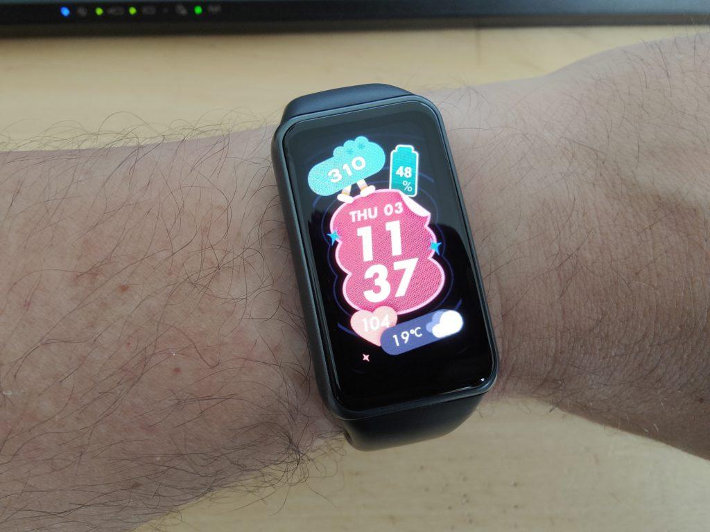 Watchface Huawei Band 6