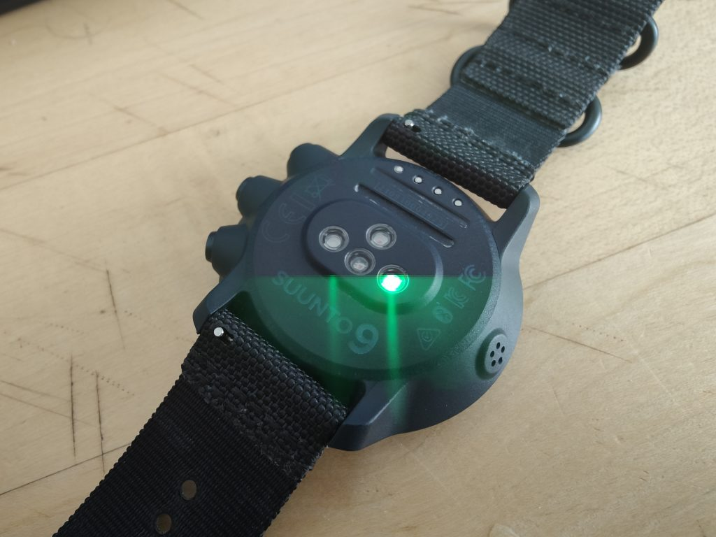 Sensoren an der Unterseite