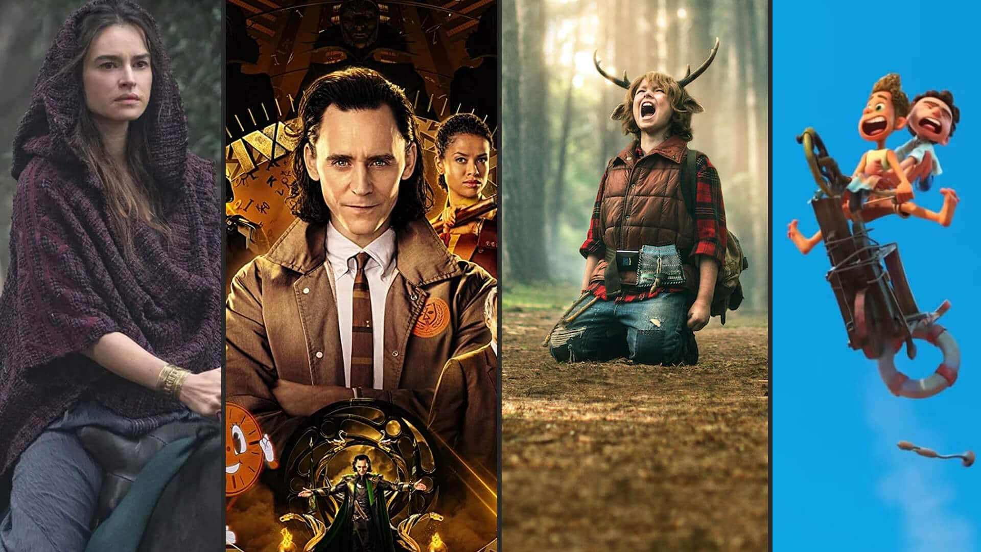 Netflix, Sky Show, Disney+: Diese Filme und Serien starten im Juni.