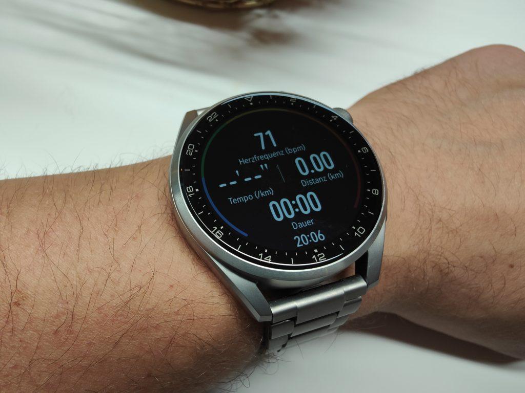 Huawei Watch 3 Pro Training