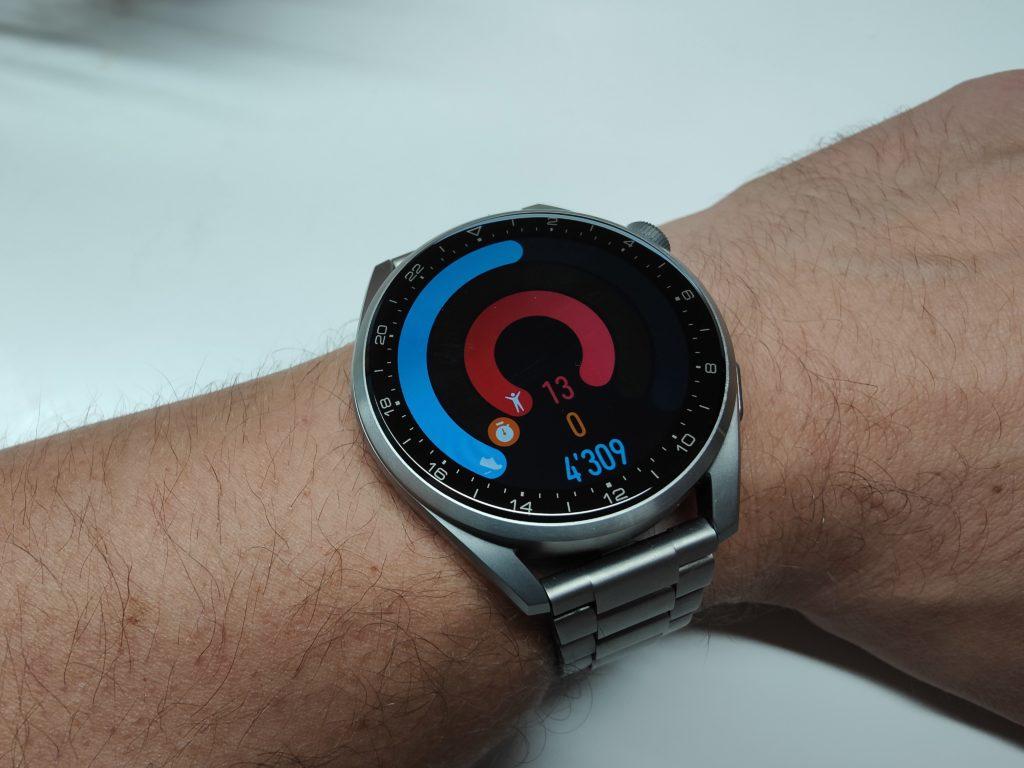 Huawei Watch 3 Pro Aktivitäten
