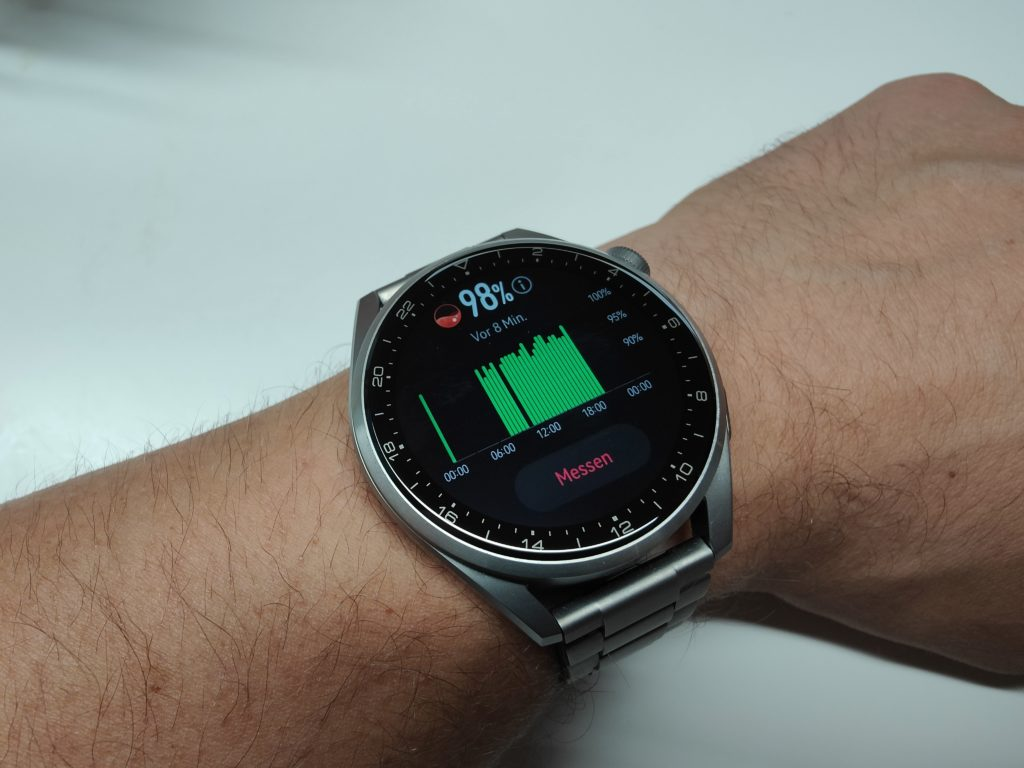 Huawei Watch 3 Pro SpO2