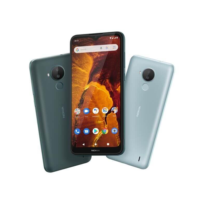 Nokia C30: Einteiger-Handy für unter 100,00 Franken.