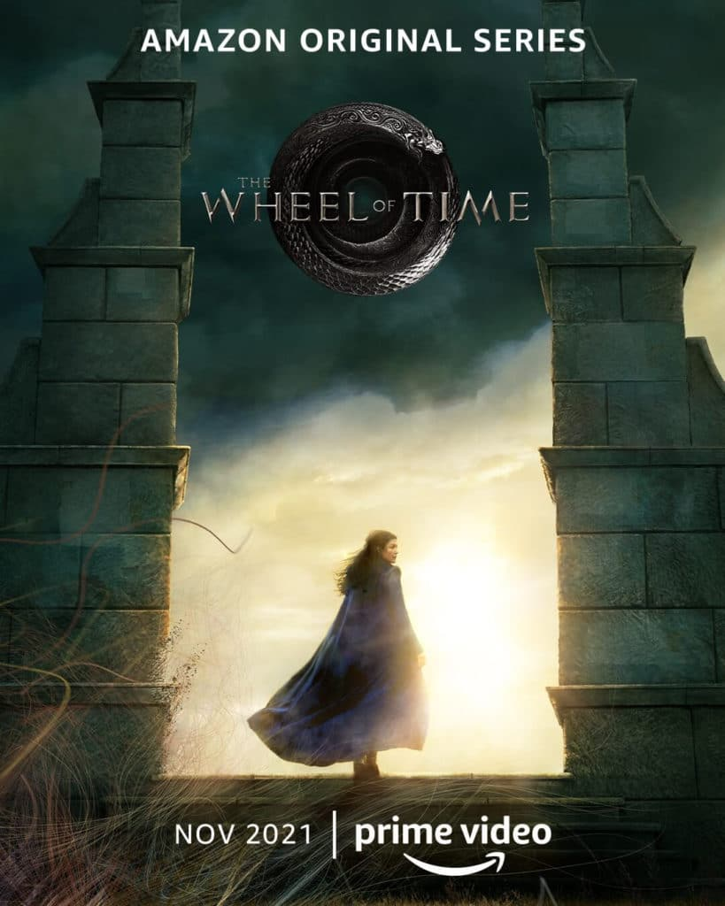 The Wheel of Time Serie: Offizielles Poster