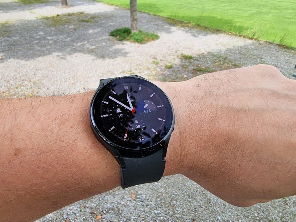 Samsung Galaxy Watch4 Zifferblatt
