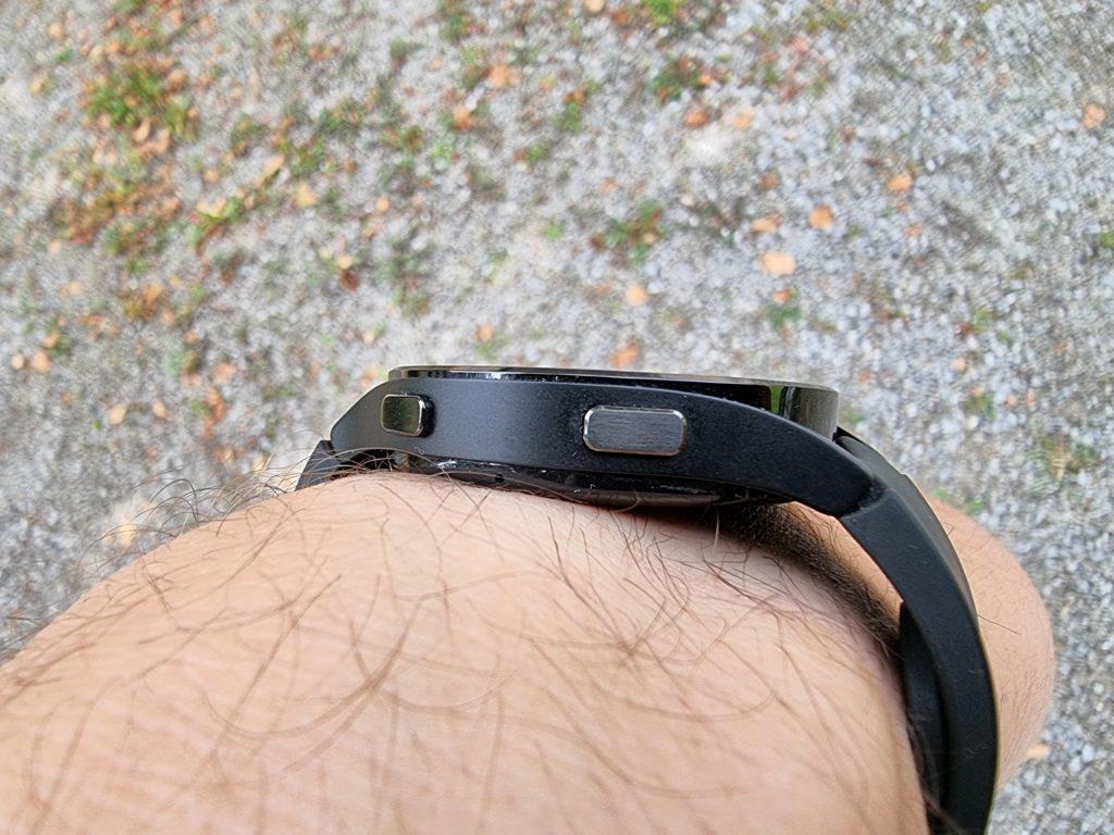 Samsung Galaxy Watch4 Tasten