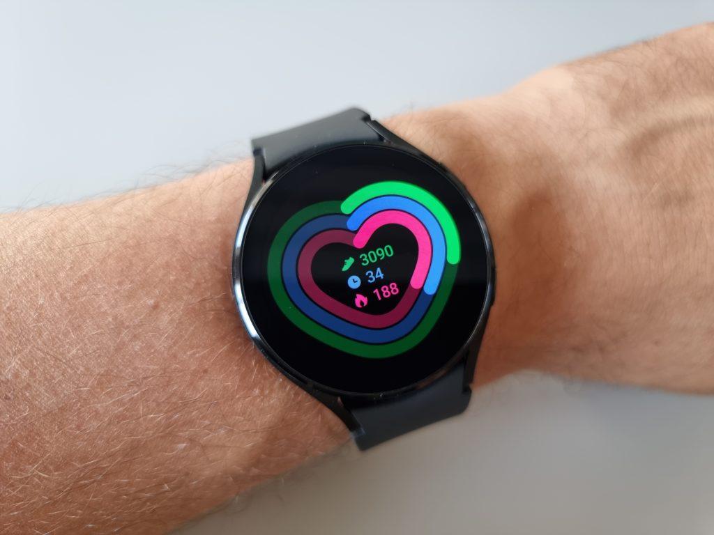 Samsung Galaxy Watch4 Health