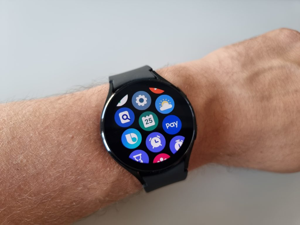 Samsung Galaxy Watch4 Raster