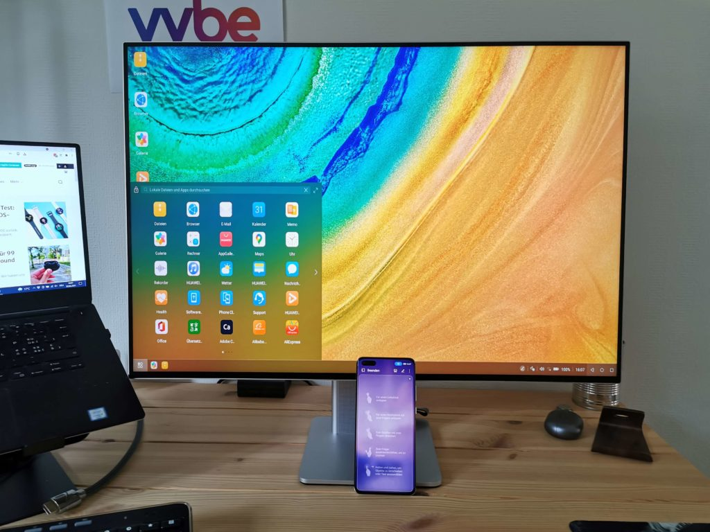 Huawei MateView im Test