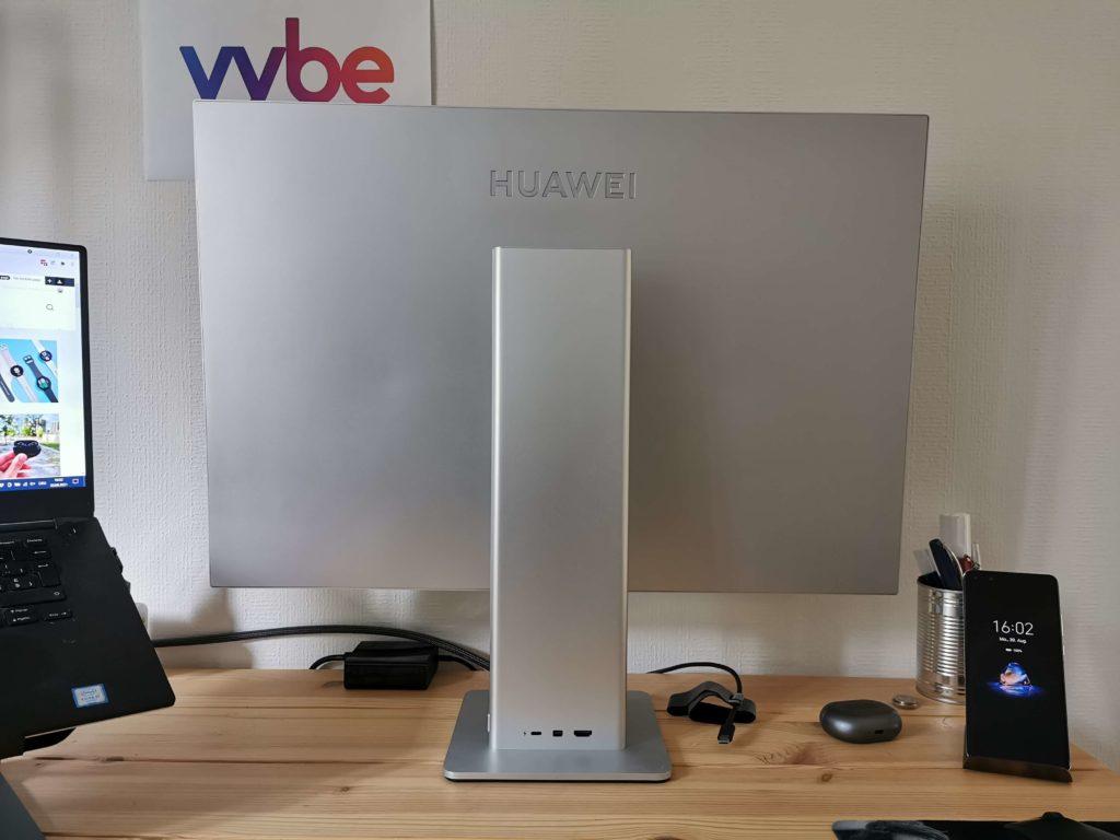Huawei MateView im Test: Aussehen und Design.