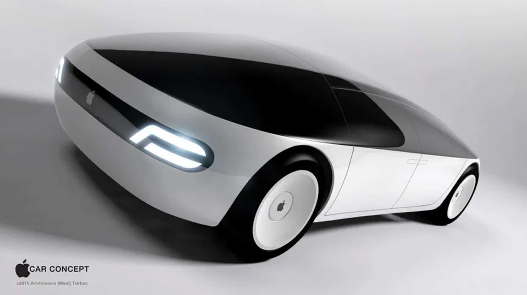 Apple Auto Car Konezpt