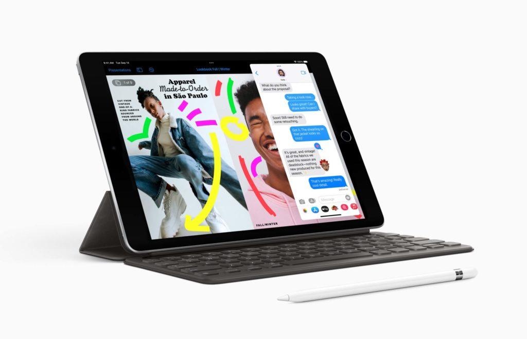 Apple iPad der 9. Generation von 2021.