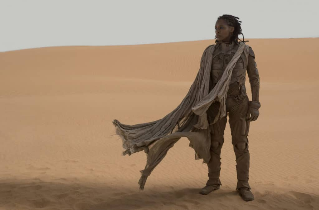 Dune: Szene aus dem Film.