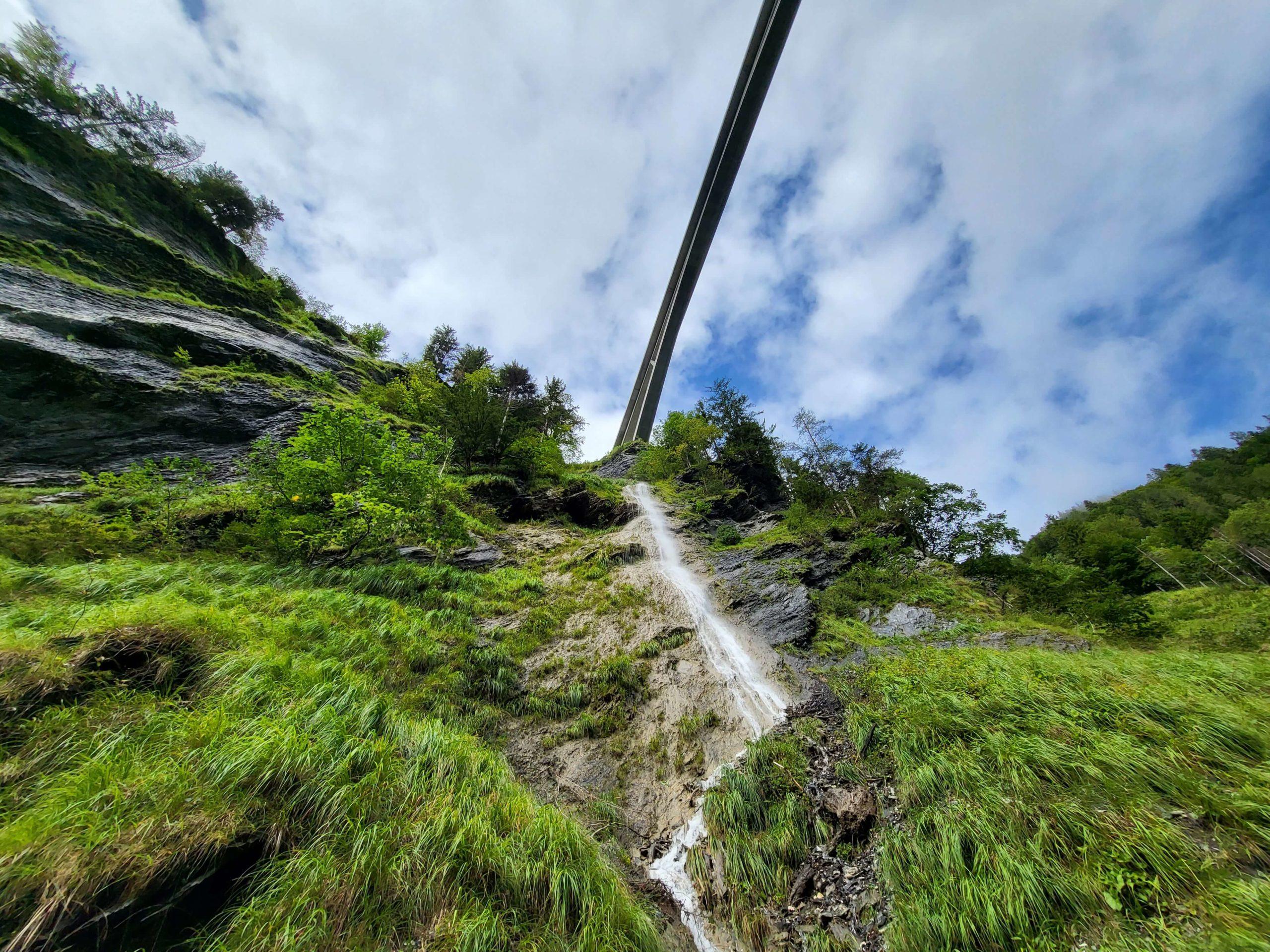 Samsung Galaxy Z Flip 3 Kamera-Test: Beispielbilder Natur mit HDR.