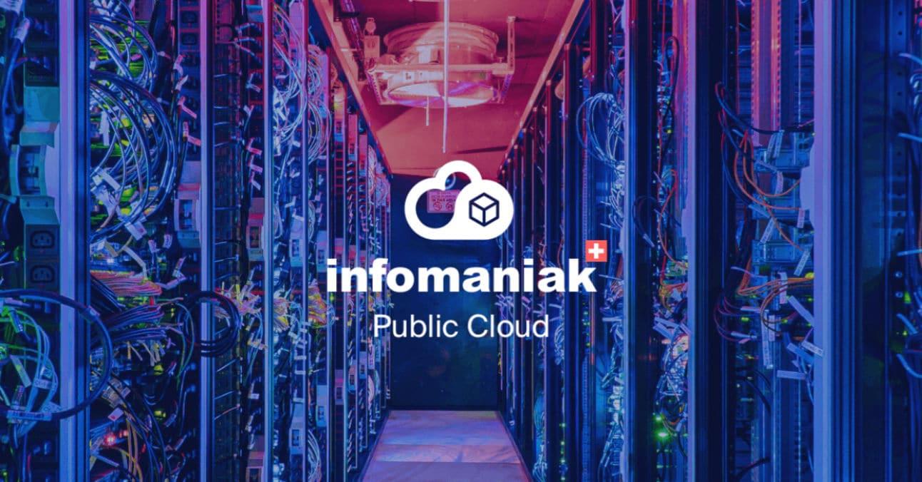 Infomaniak Public Cloud