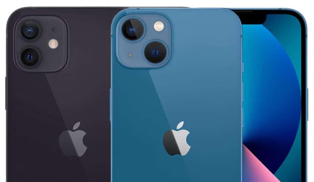iPhone 12 vs iPhone 13: Die Hülle passt nicht.