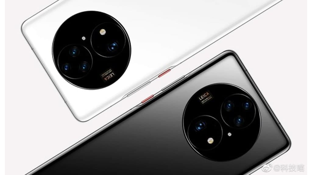 Huawei Mate 50 Pro Leak Kamera-Design