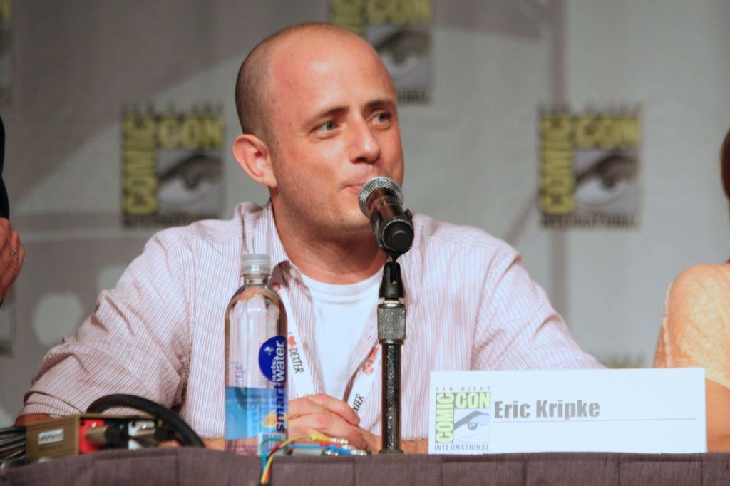 Eric Kripke, Schöpfer von Supernatural und The Boys.