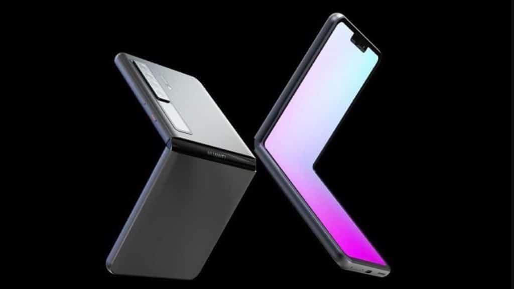 Huawei Mate V Flip: Konzept-Render.