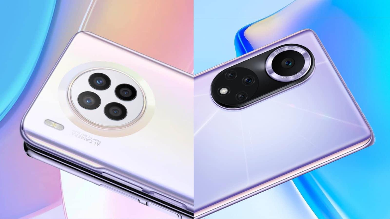 Huawei Nova 8i und Nova 9 erscheinen in Europa.